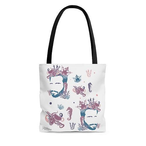 Ocean & Men Tote Bag