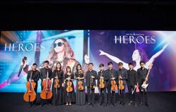 Alan Tam & Jane Zhang Concert