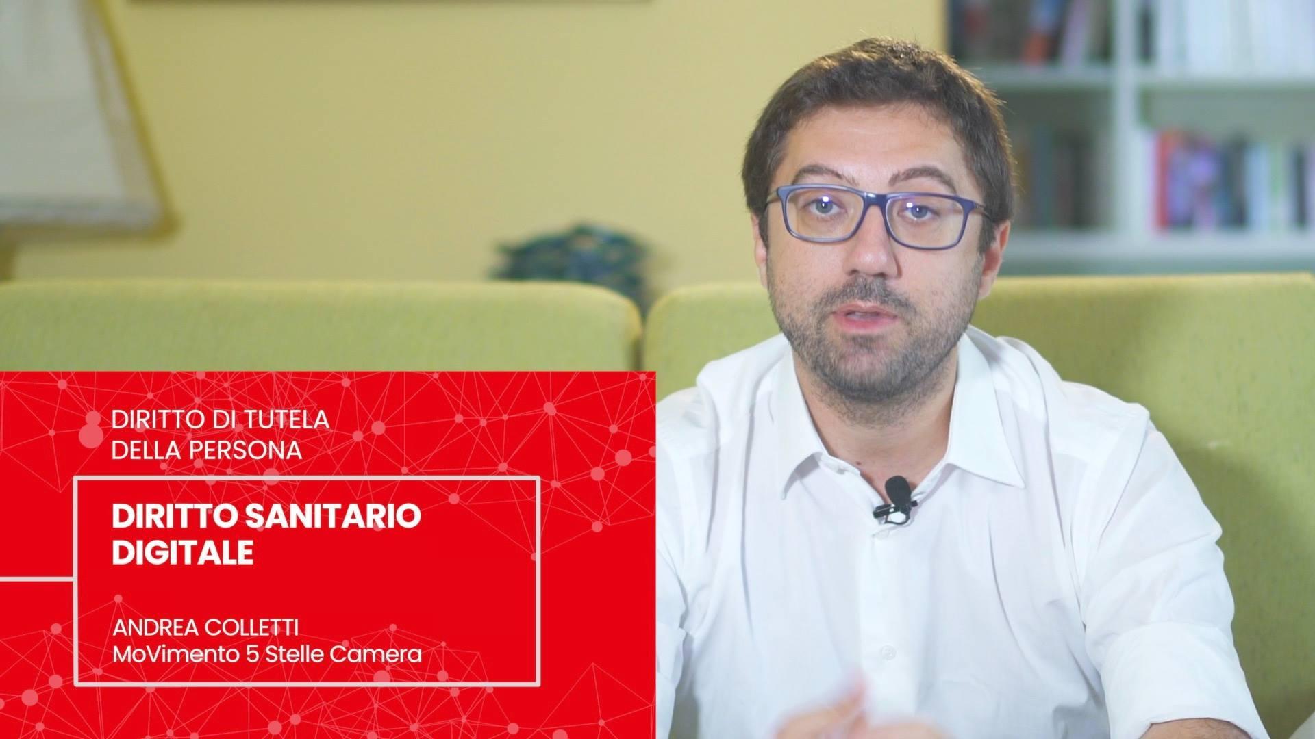 Andrea Colletti - IL DIRITTO SANITARIO DIGITALE