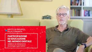 Partecipazione ed educazione nel mondo digitale