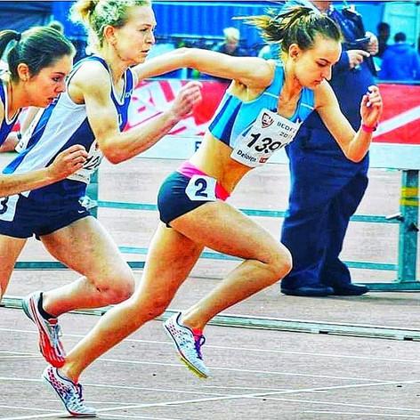 BUCS Championships 1500m 2015