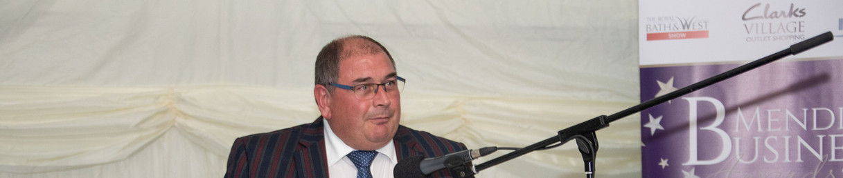 Rupert Cox CEO the Royal Bath and West Society