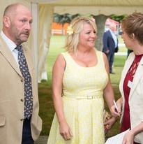 Terry & Terri Petherbridge, Kelly Knight