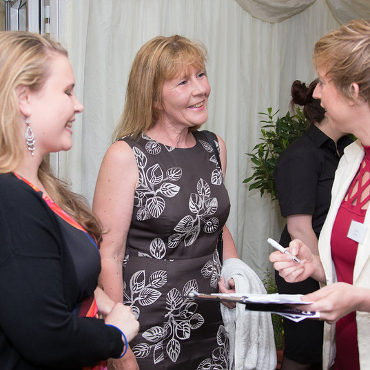 Lucy Robertson, Sally Robertson, Identit