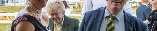 Kelly Knight Andrew Stone Angela Yeoman OBE