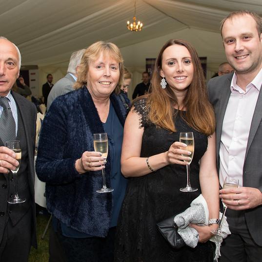 Tony & Sandra Guidi, Carla & Rich Watts,