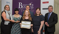 Living DNA 2017 New Business of the Year winners