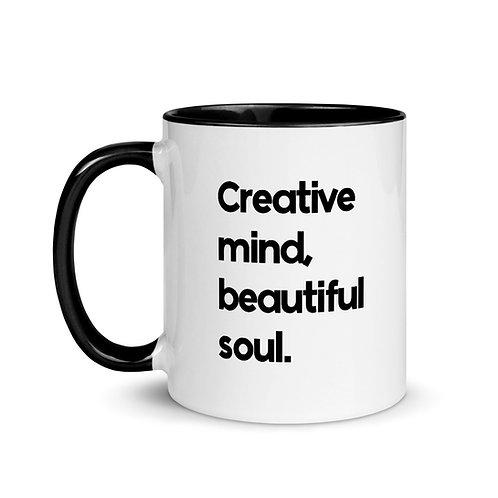 Creative Mind Coffee Mug - Bold