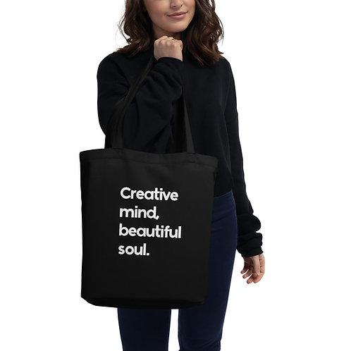 Creative Mind Bold Eco Tote Bag