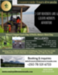 2-day Ruhondo Lake and Golden Monkeys Ad