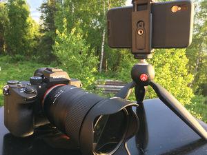 Phone vs DSLR for video?