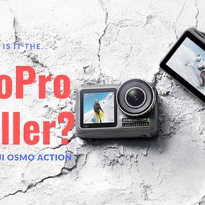 DJI Osmo Action: Has GoPro met its match?