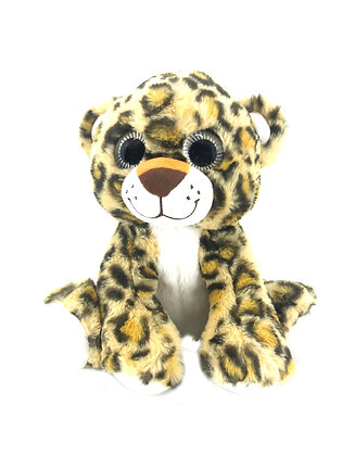 Leopard Plush Animal - Pebble Palz