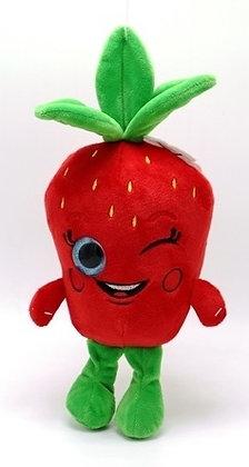 Strawberry Plush - Assorted Fruits