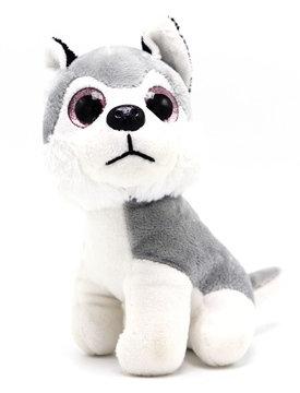 Husky Plush Dog - Pebble Palz