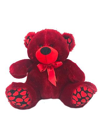 Red Valentine Teddy Bear - 40cm