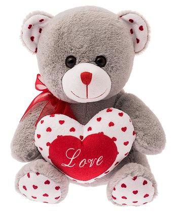 """Bear w """"Love"""" Heart"""