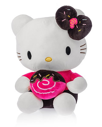 Hello Kitty with Donut