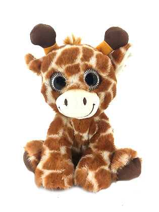 Giraffe Plush Animal - Pebble Palz