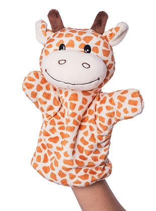 Dimpy Giraffe Hand Puppet