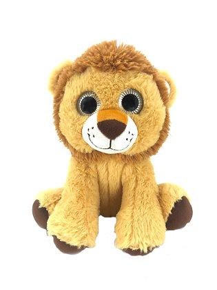 Lion Plush Animal - Pebble Palz