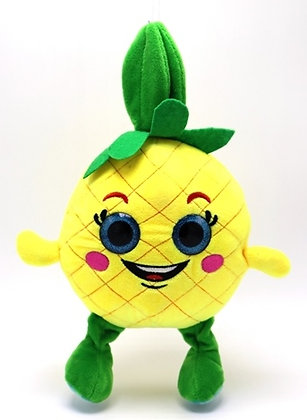 Pineapple Plush - Assorted Fruits
