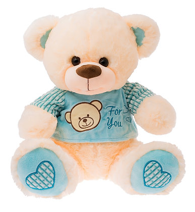 Dimpy Stuff For You T-shirt Blue Teddy Bear