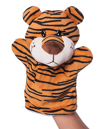 Dimpy Tiger Hand Puppet