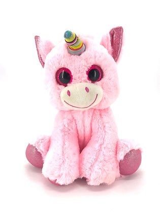 Unicorn Plush Animal - Pebble Palz