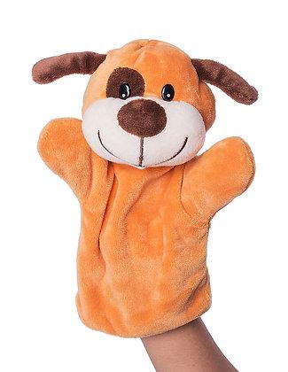 Dimpy Dog Hand Puppet