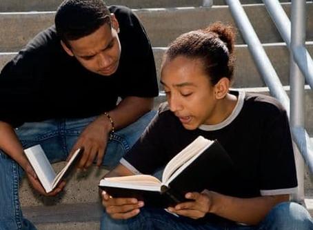2 Steps Teen Reading