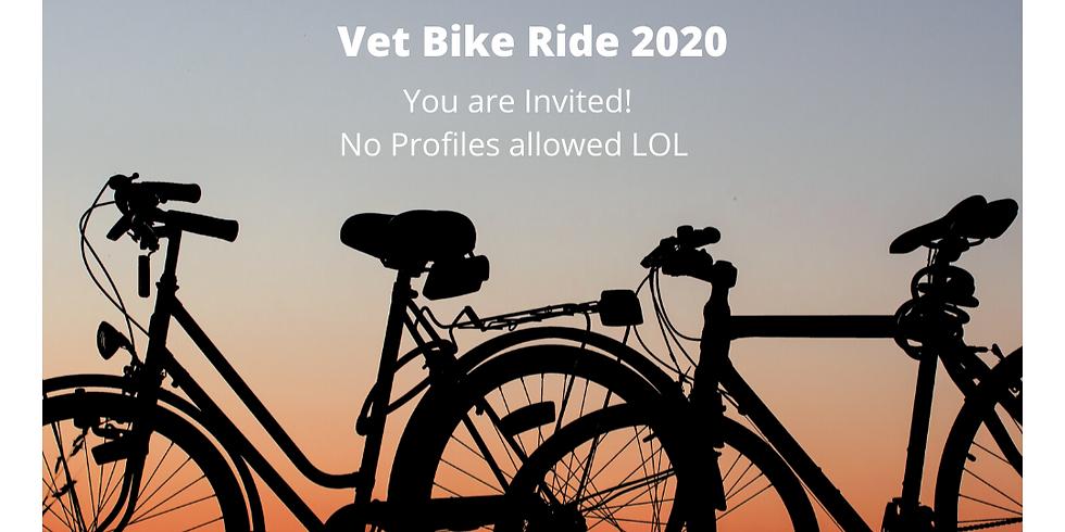 Veteran Bike Ride