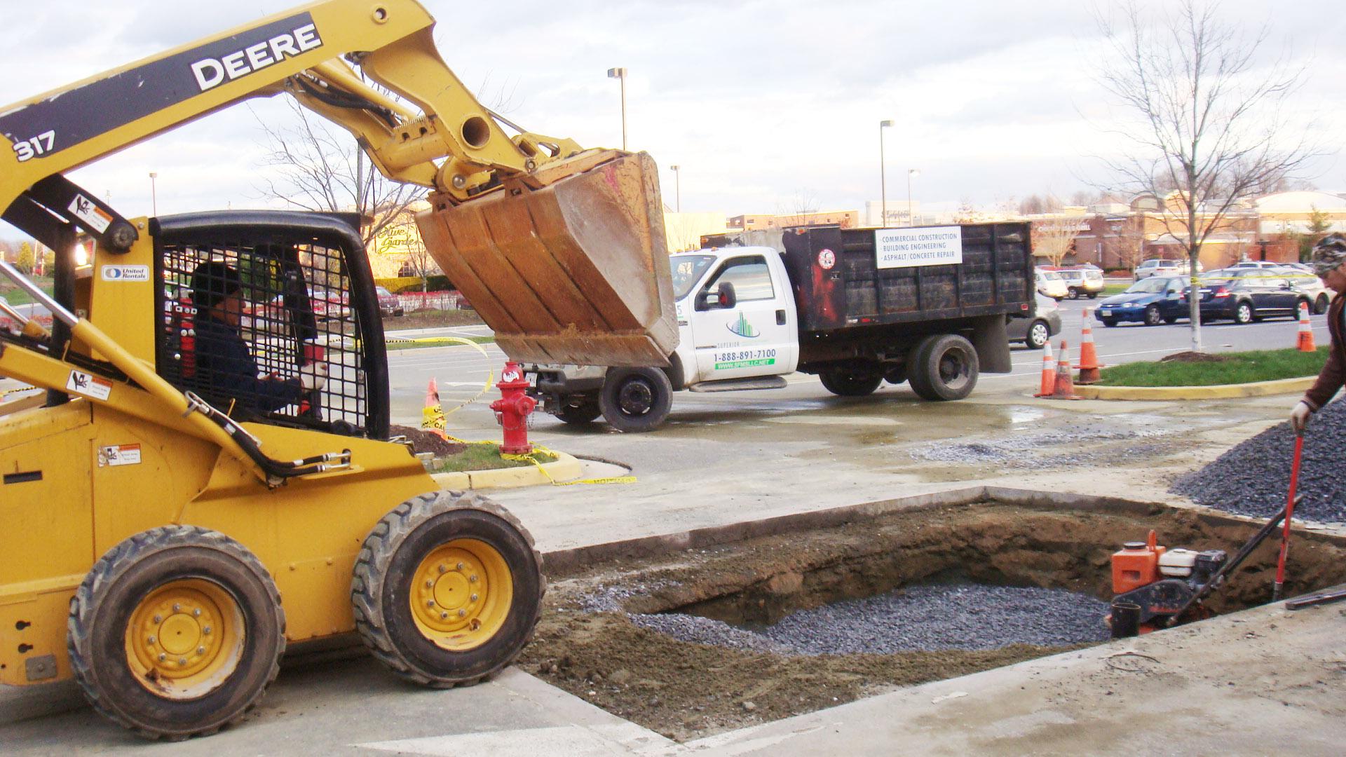 Asphalt & Concrete Contractor