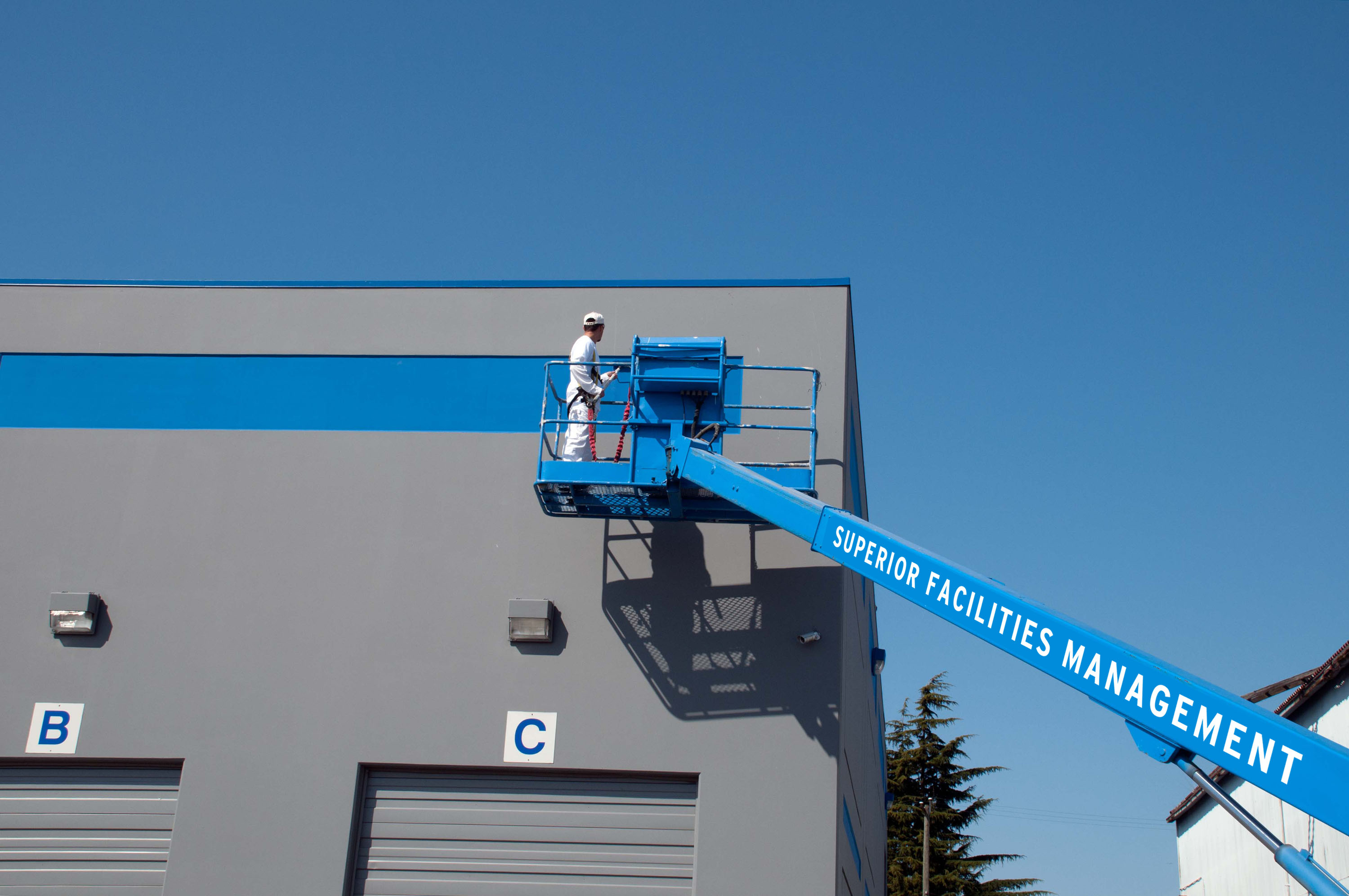 Painting - Exterior Building Service