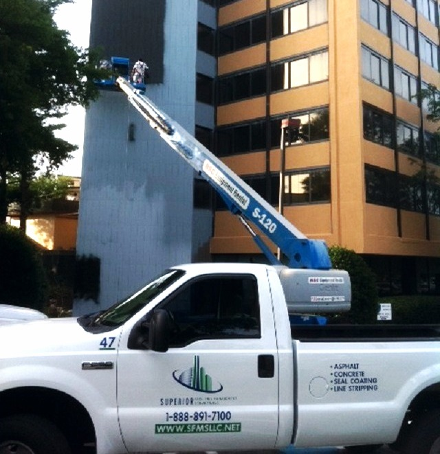 Exterior Building - Painting