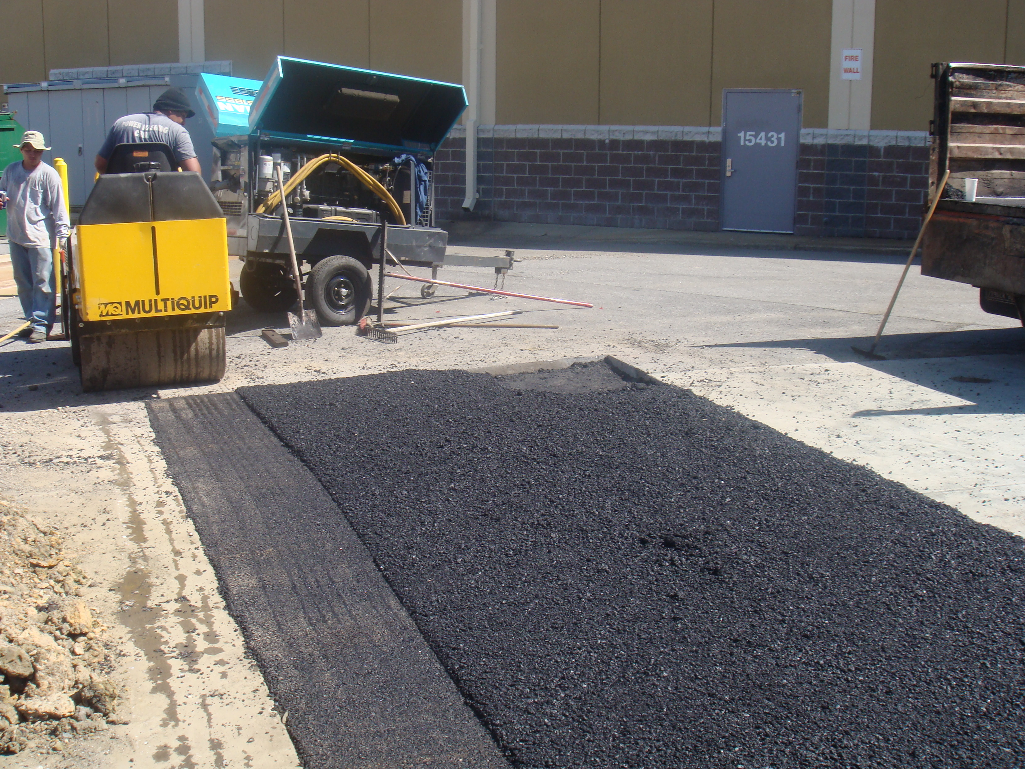 Asphalt Paving Repair
