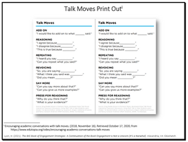 Talk Moves Print Out