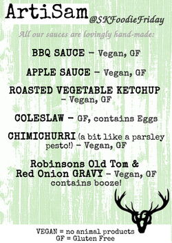 Foodie Friday Sauces