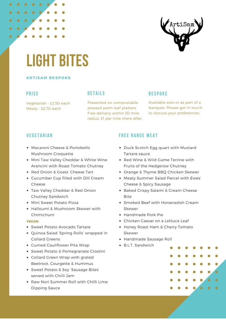 Light Bites