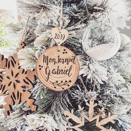 Suspension de Noël XL à personnaliser