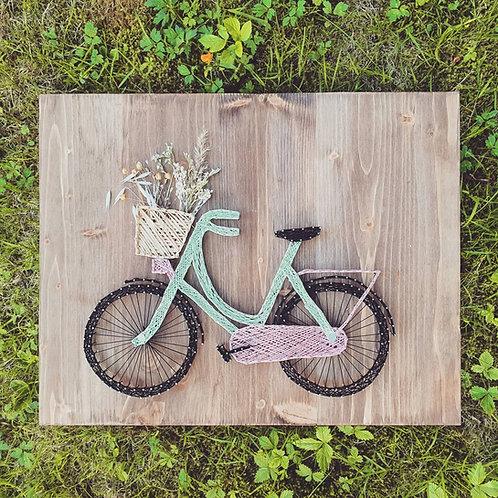 Chloé la bicyclette