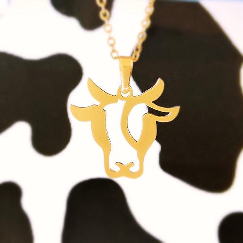 OX in Hiragana pendant