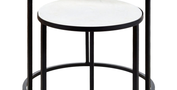 HEARTHSTONE NESTING TABLES