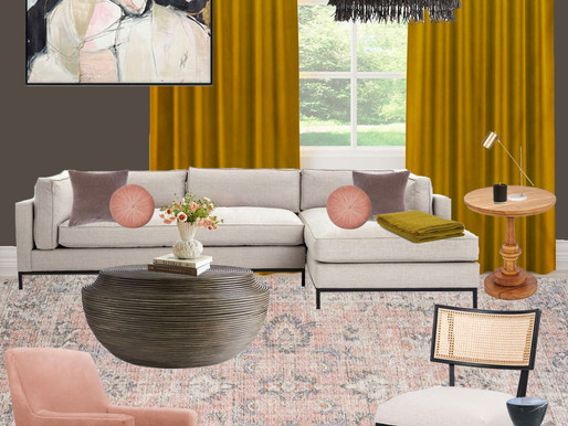 Live In Color: Showcasing Sherwin Williams 2021 Color of the Year