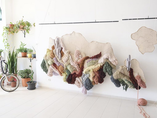 The Fabulous World of Fiber Art