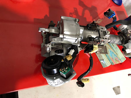 Hyundai i30 electric power steering motor