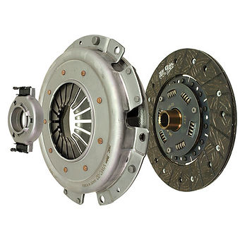Clutch main components