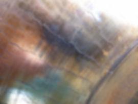 Flywheel cracks from excessive slipping
