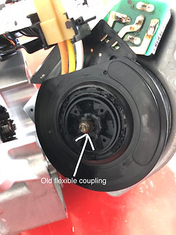 Hyundai flexible coupling