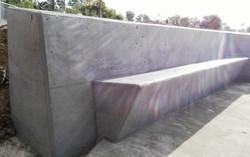 emmaus bench